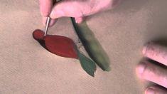 Folk Art Bird,  Bauernmalerei - Decorative Painting Online Workshop