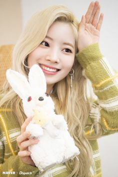"""Bunny"" Dahyun (Twice) melts all hearts with radiant beam Kpop Girl Groups, Korean Girl Groups, Kpop Girls, Fandom, Rapper, Jihyo Twice, Chaeyoung Twice, Twice Once, Everything Will Be Alright"