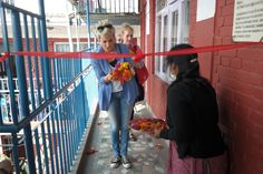 Inka Bause eröffnet INKA-Kindergarten in Nepal, Kindergarten, Fun, Career Training, Young Adults, Kindergartens, Preschool, Pre K, Lol