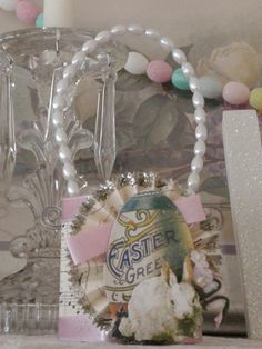 Pastel Easter decor | Flickr - Photo Sharing!