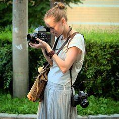 Нормальный фотограф, с нормальными большими фотиками. Не то что #xe2 #fujifilmru