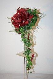 Brautstrauss 1große Rose