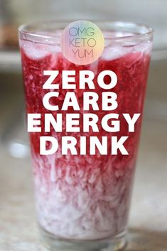 Zero Carb Starbucks Copycat Purple Drink is perfect for summer. Caffeine free keto bulletproof drink that will impress your friends! This zero Carb Energy drink is perfect for keto beginners. Start your keto diet out right with this easy zero carb recipe. Low Carb Drinks, Low Carb Desserts, Healthy Drinks, Healthy Fats, Healthy Choices, Healthy Snacks, Easy Zero Carb Recipes, Zero Carb Meals, Diet Recipes