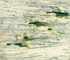 "Saatchi Art Artist Ginger Pennington; Painting, ""Cloud Pals"" #art"
