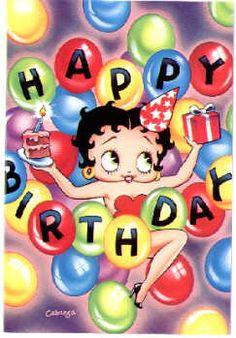 Betty Boop 2tgg