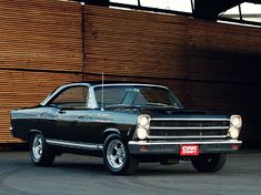 '66 Ford Fairlane GT
