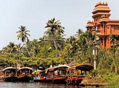 Kerala  Backwaters, Kerala India