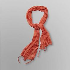 Dream Out Loud by Selena Gomez Junior's Fringe Scarf Red
