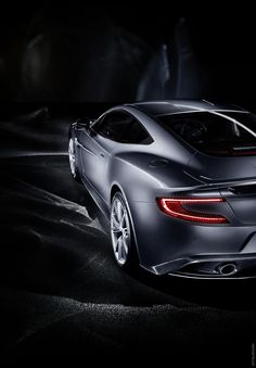 Don't rule out the 2013 Aston Martin Vanquish