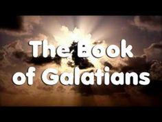 Galatians Chapter 1 to 3 Audio Bible KJV
