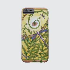 Paisley Dragon - iPhone 6 - Barely There