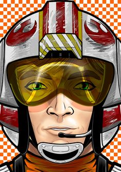 Rebel Pilot Luke by Thuddleston.deviantart.com on @deviantART