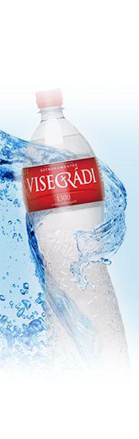 PRÉMIUM MINŐSÉGŰ ÁSVÁNYVÍZ, MAGYARORSZÁG LEGMÉLYEBB KÚTJÁBÓL. Water Bottle, Drinks, Drinking, Beverages, Water Bottles, Drink, Beverage