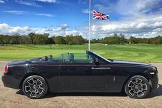 Rolls Royce Black Badge Dawn Drophead Stoke Park