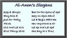 al-anon quotes - Bing Images