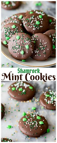 Make your own copycat Thin Mint Cookies at home! Crisp, thin, mint-flavored chocolate cookies covered with a dark chocolate coating. No Girl Scouts required Mini Chocolate Chips, Mint Chocolate, Chocolate Chip Cookies, Chocolate Coating, Baking Chocolate, Easy Desserts, Delicious Desserts, Dessert Recipes, Party Recipes
