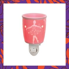 For your little #ballerina. #pirouette #plugin #nightlight https://casies.scentsy.us/shop/p/39244/pirouette-scentsy-warmer