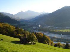 Salzach Valley, Austria