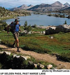 Got a few days off, a pair of healthy feet, and a pain threshold higher than Dean Karnazes? You can (possibly) blaze the length of America's Most Beautiful Trail