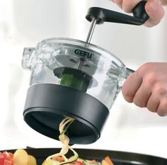 Spiralfix Spiral Slicer by Spirelli Spiral Vegetable Slicer, Vegetable Spiralizer, Vegetable Noodles, Spiral Cutter, Catering, Vegetable Chopper, Kitchen Gadgets, Kitchen Tools, Cooking Gadgets