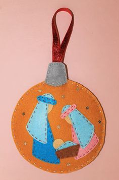 Diy christmas cards children fun ideas for 2019 Felt Christmas Decorations, Felt Christmas Ornaments, Diy Christmas Cards, Christmas Art, Handmade Christmas, Holiday Crafts, Magic Crafts, Felt Crafts, Idees Cate
