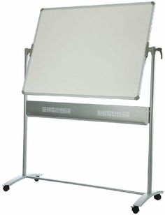 Magnetic Mobile Whiteboard 1200mm x 900mm: Amazon.co.uk: Office Products