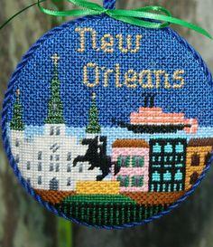 Image Result For Garden Needlepoint New Orleans