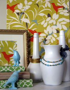 Budget Decorator: 15 No-Cost Ways to Invigorate Your Space.  Great Ideas!      contemporary living room by Shoshana Gosselin