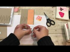 How to make a Beautiful Oh So Succulent Window Card - YouTube