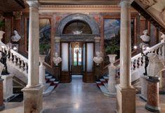 Museo Cerralbo. Escalera de Honor