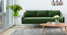 Expensive Mid-Century looks at modest prices.