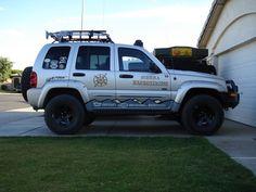 FlyingWen's 2002 Jeep Liberty KJ - Expedition Portal