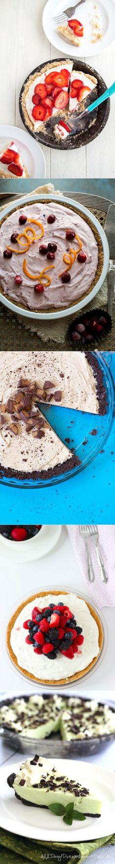 9 тортов, которые не нужно печь