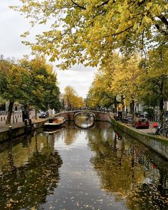 """""""Autumn in Amsterdam"""" ...is simply beautiful!  by mariannehope"""