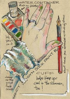 Daconto, R. / Sketchbook Ideas