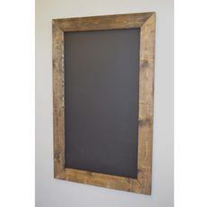 Large Rustic Framed Chalkboard 44x28, Rustic Wedding, Christmas Decor, Thanksgiving, Wedding Sign, Chalkboard Sign, Blackboard