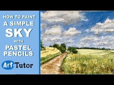 Drawing Techniques for Pastel Pencils with Colin Bradley (Preview) - YouTube