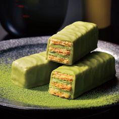 Mifuyu Matcha Japanese Chocolate, Matcha, Cheese, Dishes, Food, Tablewares, Essen, Meals, Eten