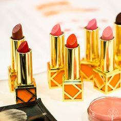 Tory Burch lipsticks.