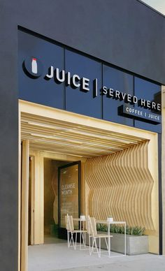 Juice Served Here / A-Industrial