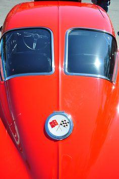 1963 Chevy Corvette Stingray split window - by john4kc