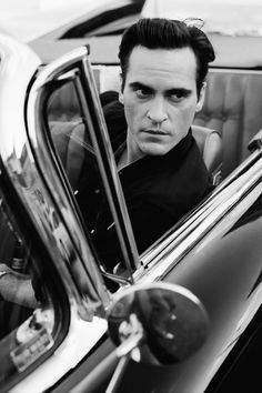 Joaquín Phoenix by Mark Seliger