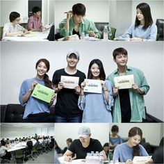 """""""Shopping King Louis"""" first script reading @ HanCinema :: The Korean Movie and…"""