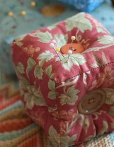 darling pin cushion