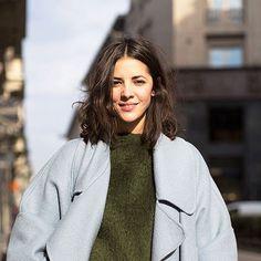 The Sartorialist, via Verri, Milan The Sartorialist, Fashion Moda, Look Fashion, Womens Fashion, Milan Fashion, Net Fashion, Fall Fashion, Fashion Trends, Oversize Coat