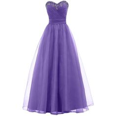 Sunvary New Prom Evening Dress Bridesmaid Dresses Wedding Party Gowns... ($140) ❤ liked on Polyvore featuring dresses, gowns, long dresses, robe, long party dresses, purple bridesmaid dresses, bridesmaid dresses, party dresses and purple gown