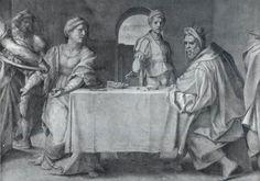 Chiostro dello Scalzo - Firenze - Andrea del Sarto - Banchetto di Erode - 1523
