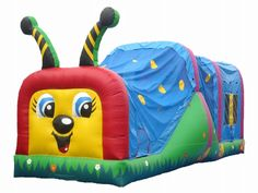 Find Happy Caterpillar? Yes, Get What You Want From Here, Higher quality, Lower price, Fast delivery, Safe Transactions, All kinds of inflatable products for sale - East Inflatables UK