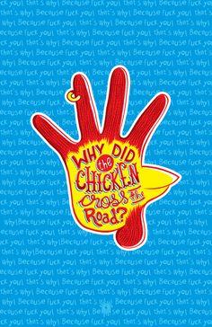 Chicken! on Behance