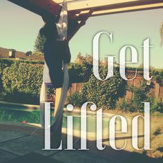 Get Lifted...aerial for strength